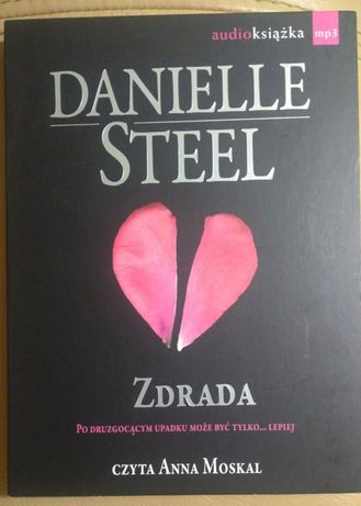 Audiobook Zdrada Daniel Steel CD MP3