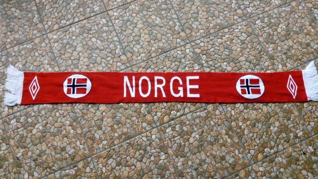 Szalik szal reprezentacji Norwegii Norway Norge UMBRO