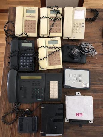 Diversos telefones