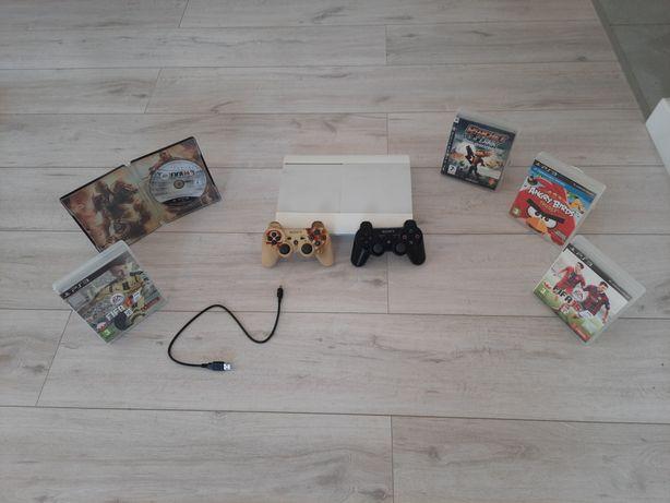 Sprzedam PS3 320GB