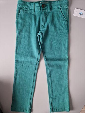 Nowe spodnie jeansowe eleganckie 110 116
