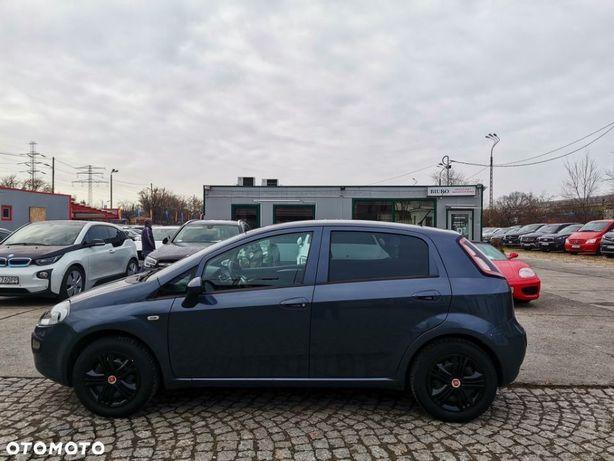 Fiat Punto Evo Lpg, Manual, Klimatyzacja, Serwisowany