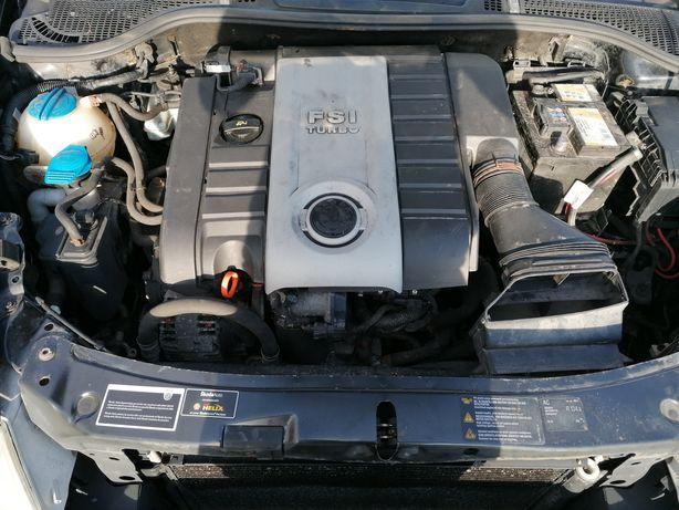 VW Skoda Audi 2.0 TFSI silnik kompletny BWA AXX