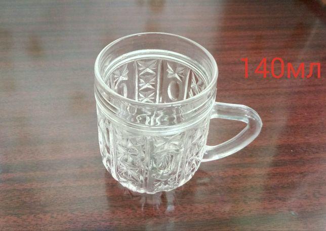 Стеклянная кружка(бокал для пива)