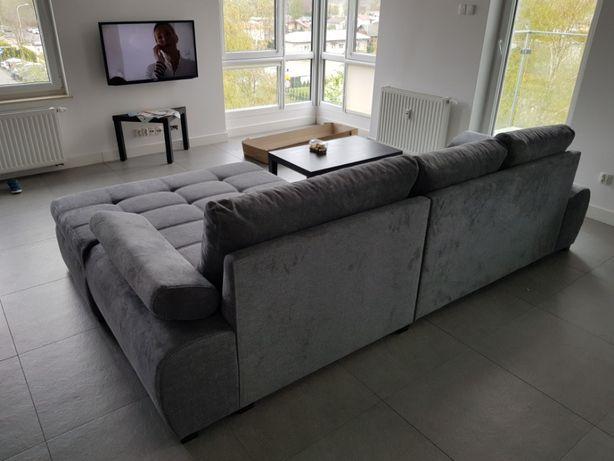 IVO nowy narożnik dostępny od ręki sofa łóżko z funkcją spania i pojem