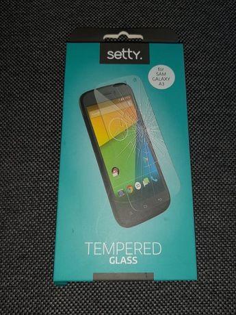 Szkło hartowane Samsung GALAXY A3