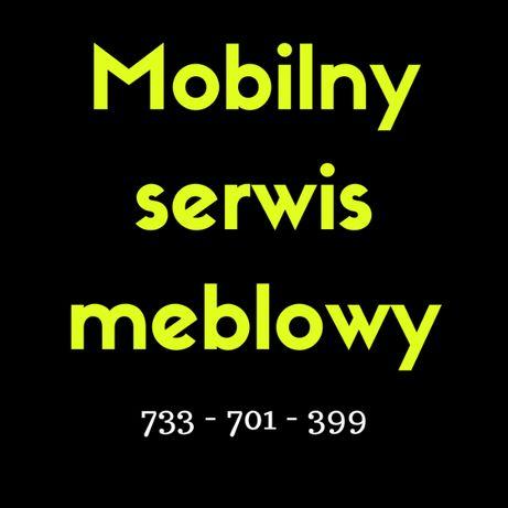 Mobilny serwis meblowy / Montaż / Remont mebli / Naprawa usterek