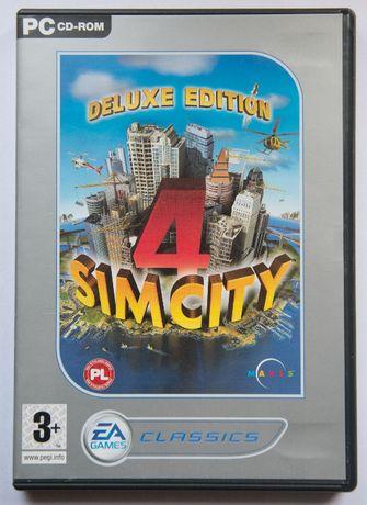 Gra PC SIMCITY 4 Deluxe Edition PL działa na Windows 10