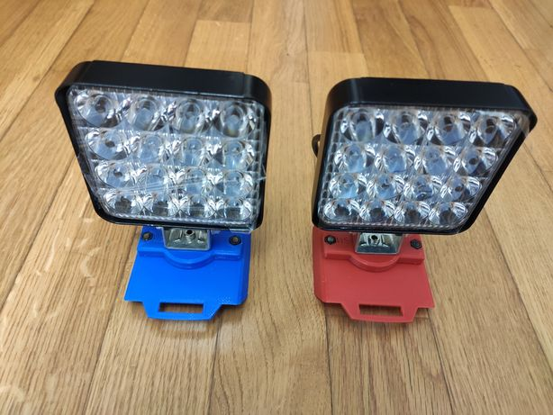 Parkside - Holofote LED 48W p/ baterias X20V Team