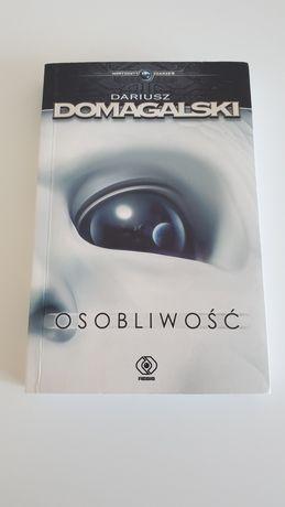Książka Osobliwość Dariusz Domagalski