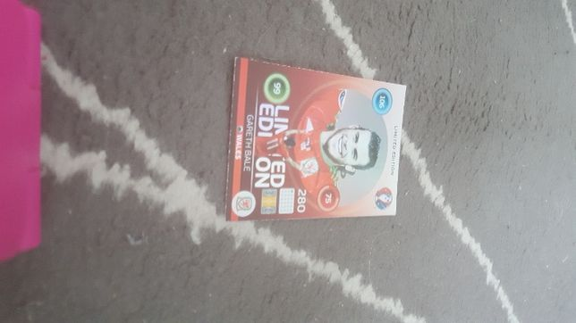 limited edition bale euro 2016
