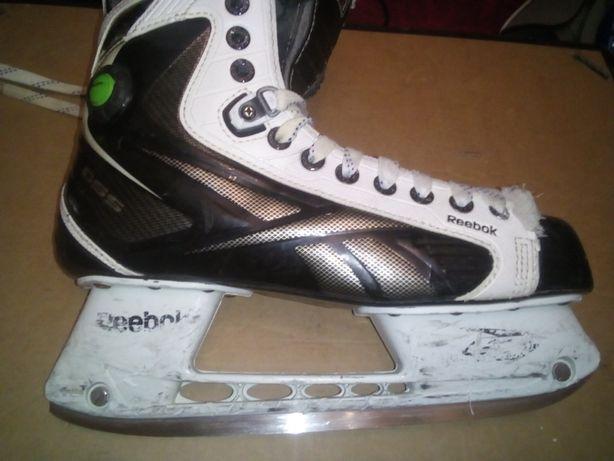 (25-44) Продам коньки хоккейные состояние норм
