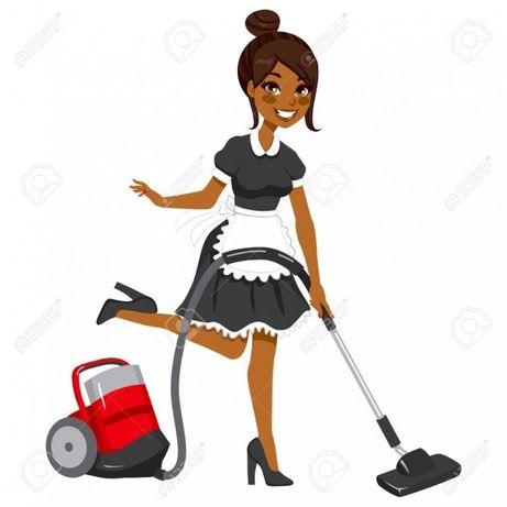 Oferuję Sprzątanie