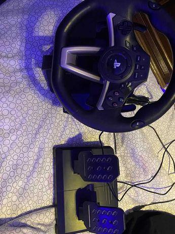 Vendo volante para condução alucinante na PS3/PC/PS4