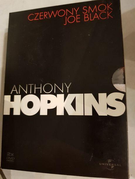 Antony Hopkins, czerwony smok, johny Black dvd