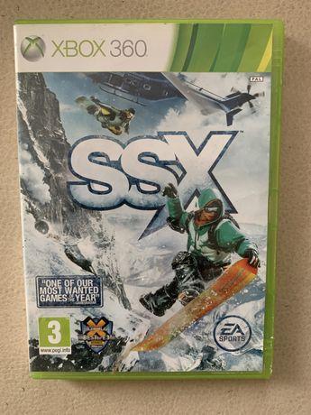 Gry xbox 360 SSX
