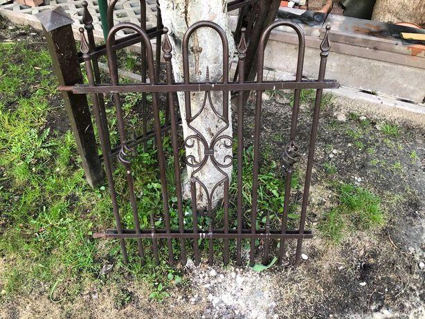 Płot, furtka, balustrada, ogrodzenie