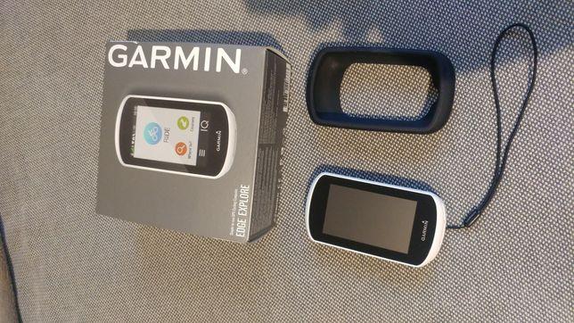GPS de ciclismo Garmin Edge Explore como novo