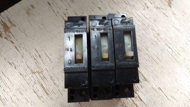 выключатель АЕ1031. 16а