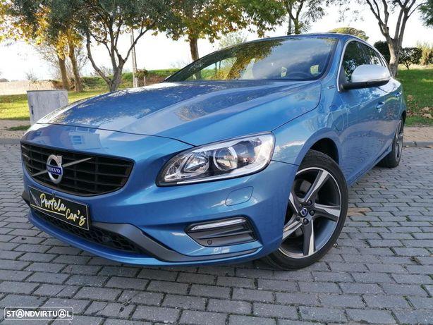 Volvo V60 2.4 D6 R-Design Sum.AWD Phev