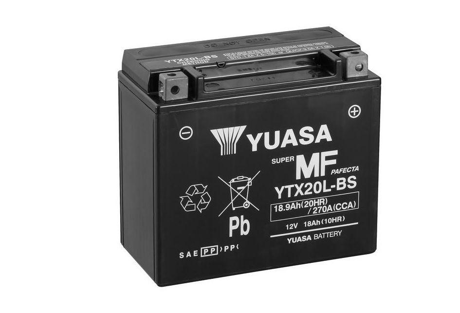 Akumulator YUASA 18Ah YTX20L-BS- MF Promocja!!! Wrocław - image 1