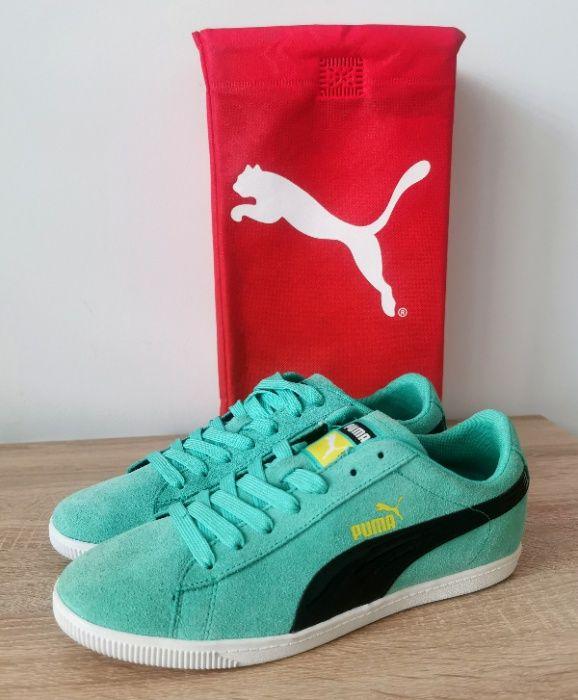 nowe buty PUMA GLYDE LO r. 38,5 miętowe Kruszewnia - image 1