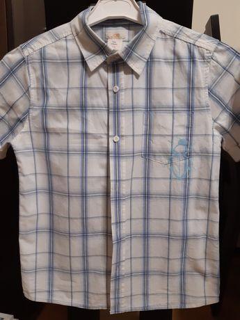 Koszulka z krótkim rękawem 10-12 lat.