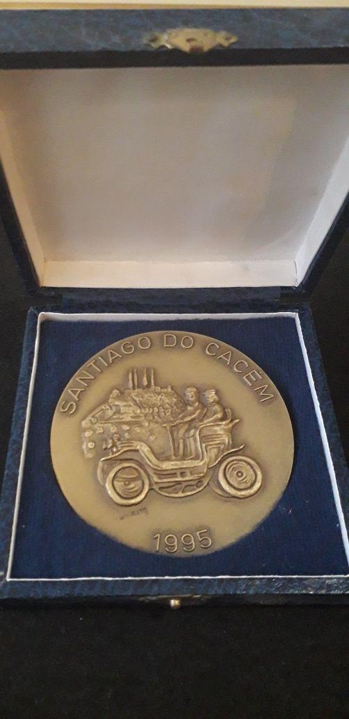 Medalha comorativa.