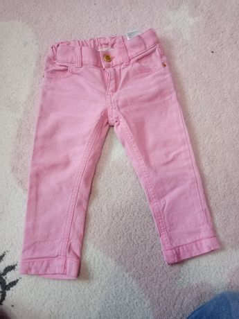 Spodnie hm 98 rozmiar