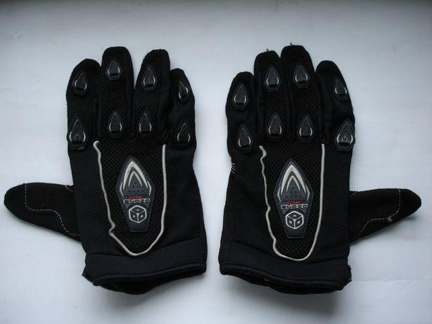 Rękawiczki rękawice motocyklowe na motor Cross - Ozone MX 25 - XXL
