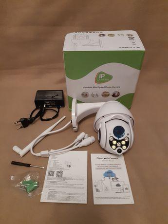 Kamera obrotowa zewnętrzna IP Camera Full HD