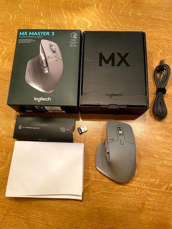 Logitech MX Master 3 Silver