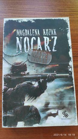Książka Nocarz - Magdalena Kozak Tanio!