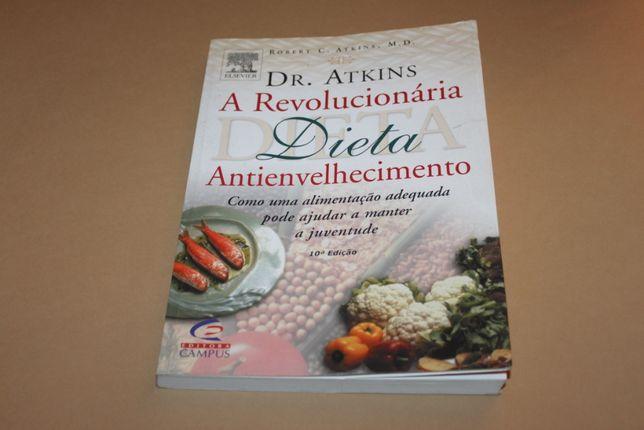A Revolucionária Dieta Antienvelhecimento-Dr. Atkins