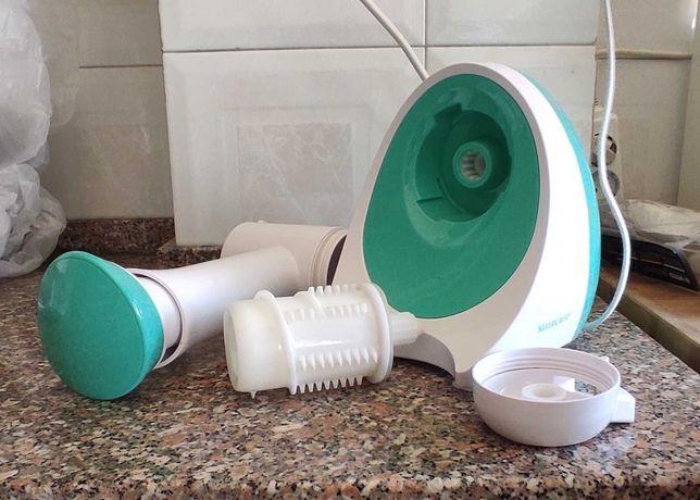 Máquina de gelados com formas