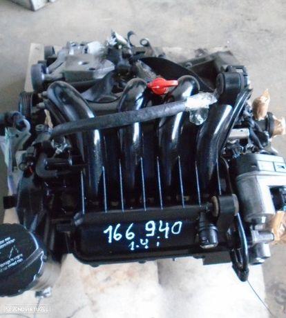 Motor Mercedes Class A 1998 1.4 gasolina 166940 m333
