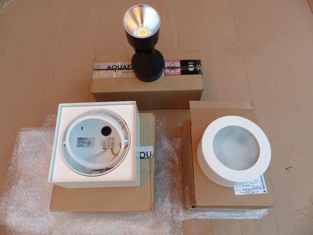 AQUAFORM AQFORM Squares 111x1 40110, reflektor 2000 P20 LED, 40018BV