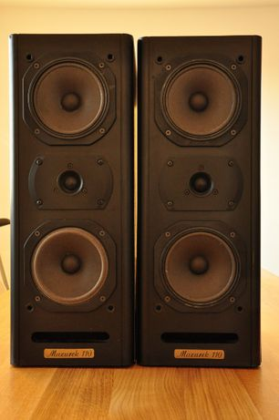 Tonsil Mazurek 110 - kulumny stereo