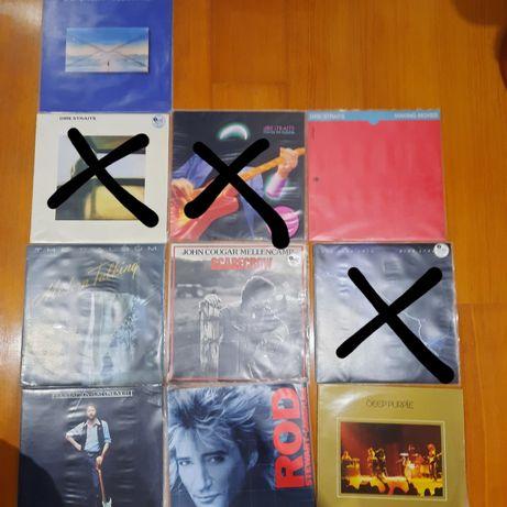 Discos de vinyl (conjunto/separado)