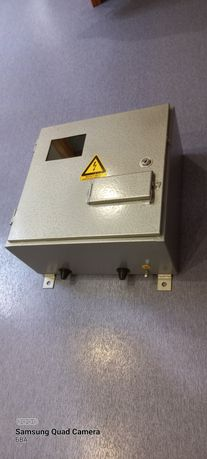 Шкаф под счётчик навесной электрический металлический