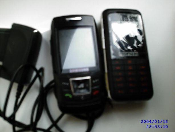 sprzedam 2 telefony