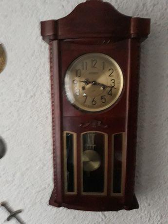 Polski Zegar mechaniczny wahadlowy