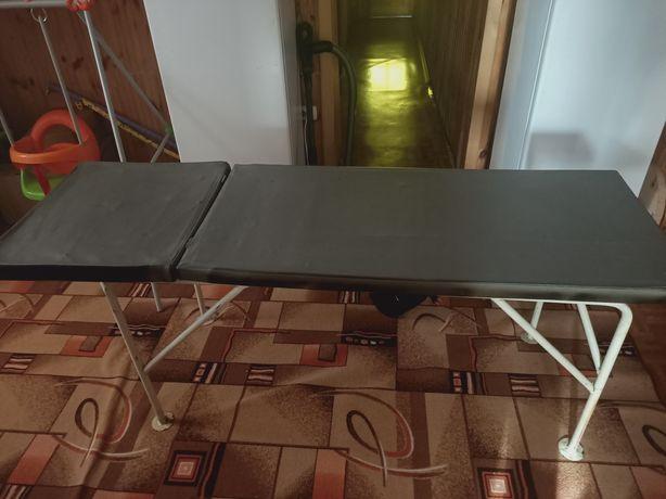 Масажный стол для дома