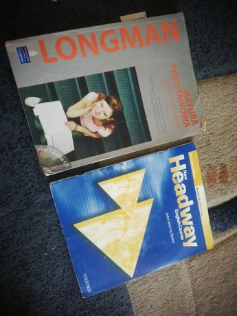 Longman matura podstawowa headwey english curse angielski