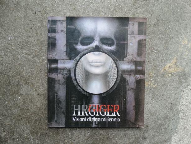 Catálogo Exposição H R Giger