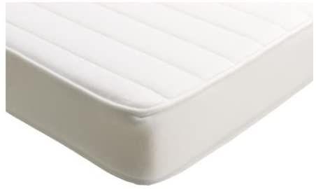 IKEA VYSSA SKONT materac dla dziecka łóżeczko Sundvik dziecięcy