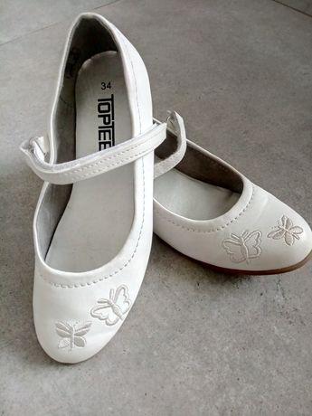 Туфлі для дівчинки 34
