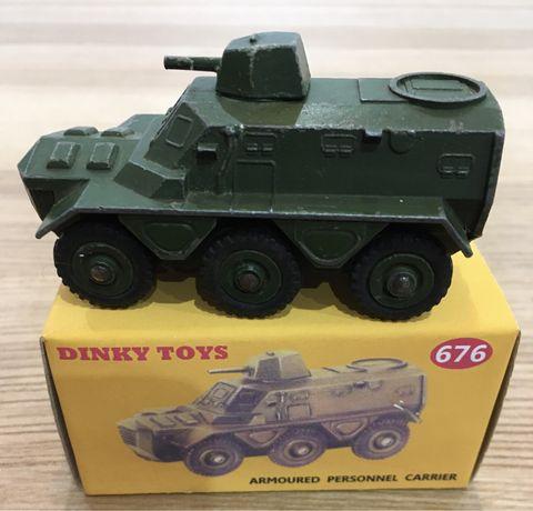 Военная техника Dinky Toys 676
