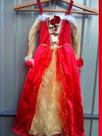 Карнавальный костюм Испанский девочке 3 - 4 лет Кармелита Принцесса