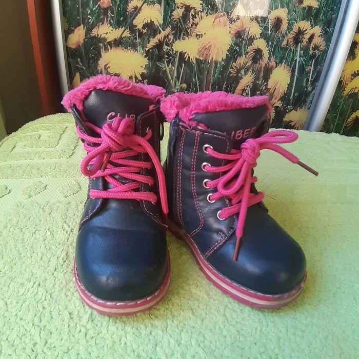 Зимние ботинки, сапожки, 23р. Чернівці - зображення 1